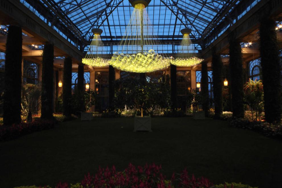 Image for Longwood Gardens, PA, USA 2012