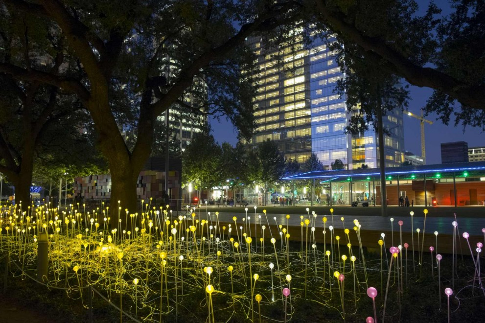 Image for Discovery Green, Houston TX, USA 2014