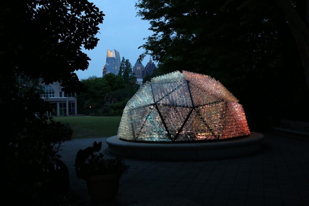 Image for Atlanta Botanical Garden, GA, USA. 2015